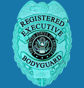 Bodyguard Badge
